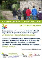 Mardi 04 Juin 2019 - Accueil Collectif de porteurs de projet en Agriculture -  Tulle (19)
