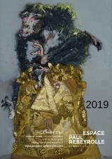 Samedi 19 Octobre 2019 - Paul Rebeyrolle - La collection permanente - -  Eymoutiers (87)