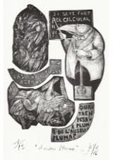 Samedi 28 Mars 2020 - Exposition de gravures : « Auseus » (Oiseaux) – Jean-Marc Siméonin -  Limoges (87)