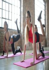Mercredi 10 mars 2021 - Pilates - ADULTES -  Limoges (87)