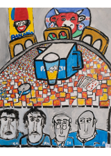 Mardi 18 Décembre 2018 - Exposition de peintures – K.O.P. -  Limoges (87)