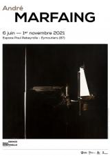 Lundi 25 oct. 2021 - Exposition André MARFAING -  Eymoutiers (87)