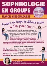 Mercredi 22 Janvier 2020 - Atelier de sophrologie -  Limoges (87)