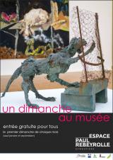 Dimanche 03 Novembre 2019 - Un dimanche au musée gratuit -  Eymoutiers (87)