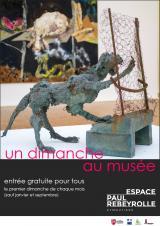 Dimanche 03 Mai 2020 - Un dimanche au musée gratuit -  Eymoutiers (87)